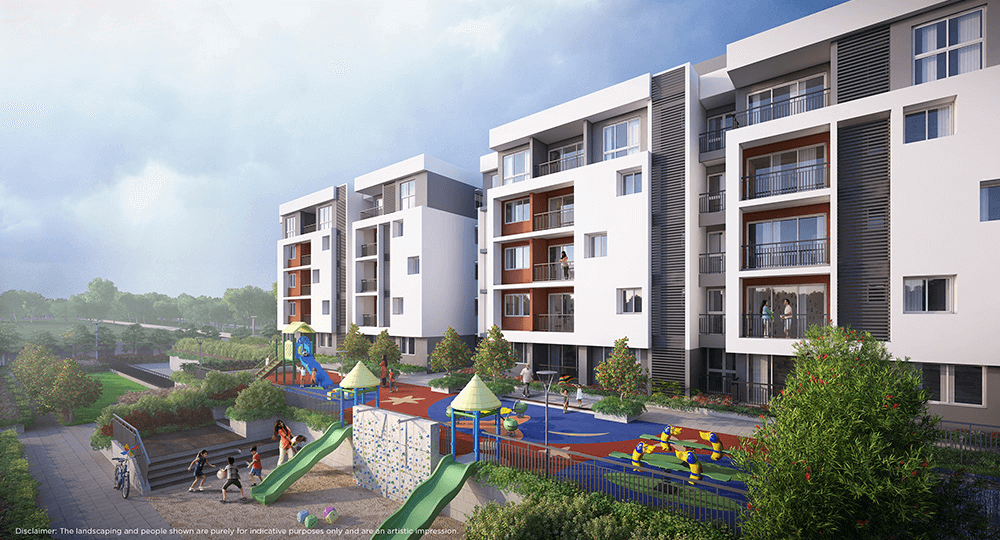 flats for sale in North Bangalore