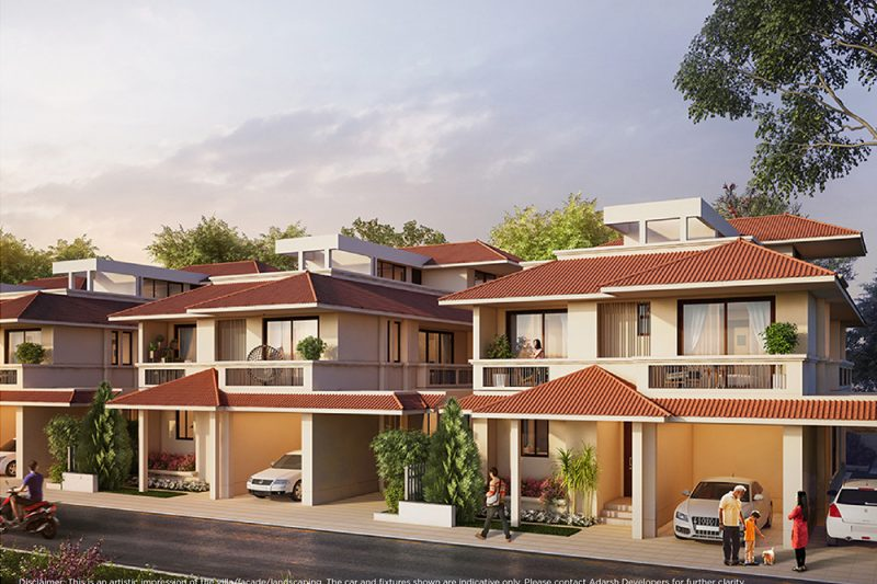 Luxury housing - Back on track with NRI Investors