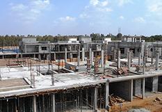 Adarsh Palm Acres Construction