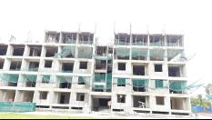 Adarsh Palm Retreat - Lakefront Construction