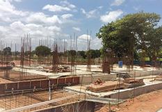 Adarsh Pinecourt Construction