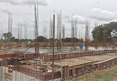 Adarsh Pinecourt Construction