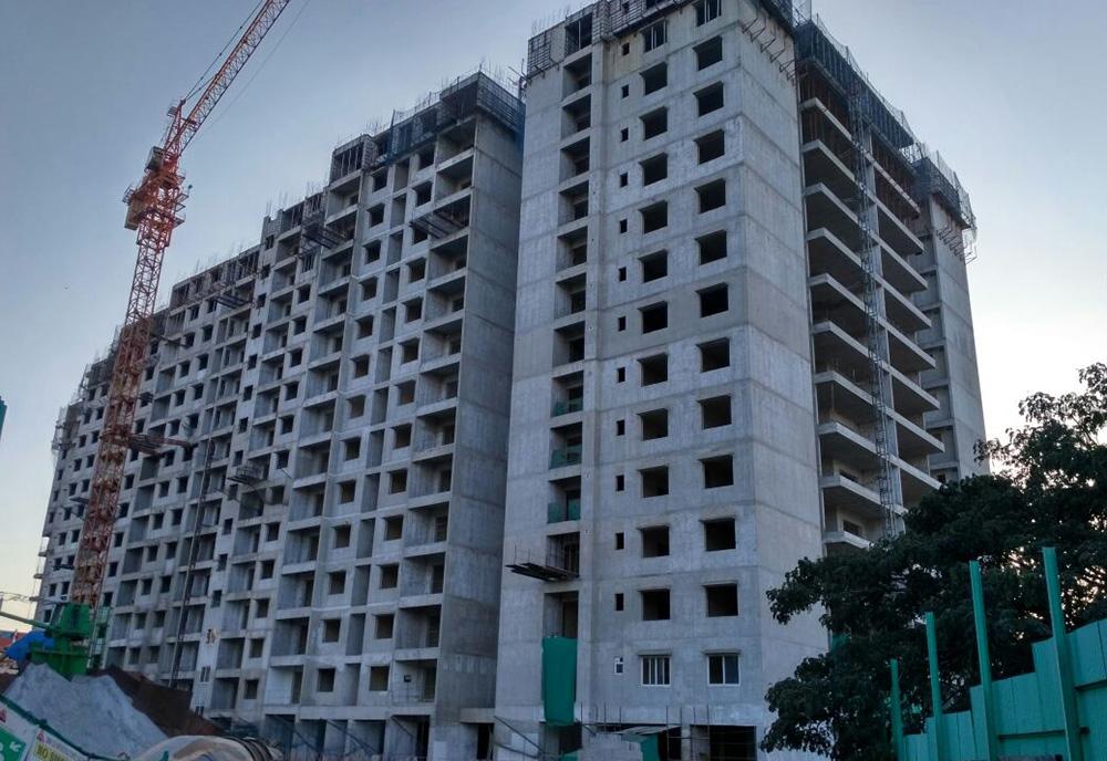 Adarsh Premia Construction