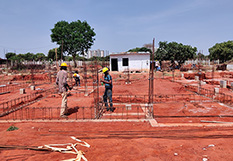 Adarsh Tranqville Construction