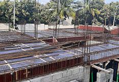 Adarsh Wisteria Construction