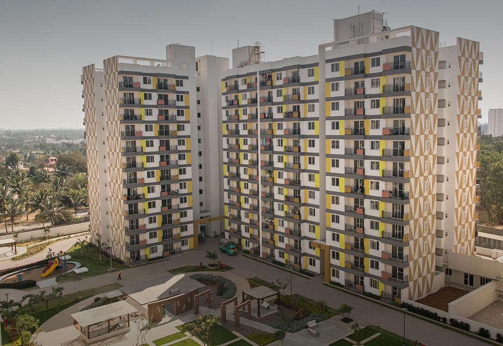 Adarsh Palm Retreat Condominiums