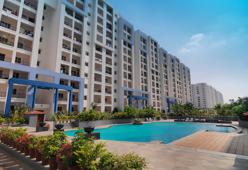 Adarsh Palm Retreat Condominiums