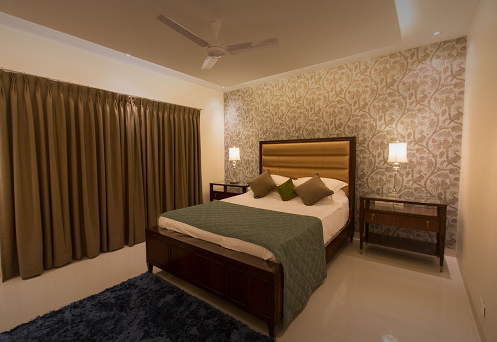 Adarsh Palm Retreat Villas