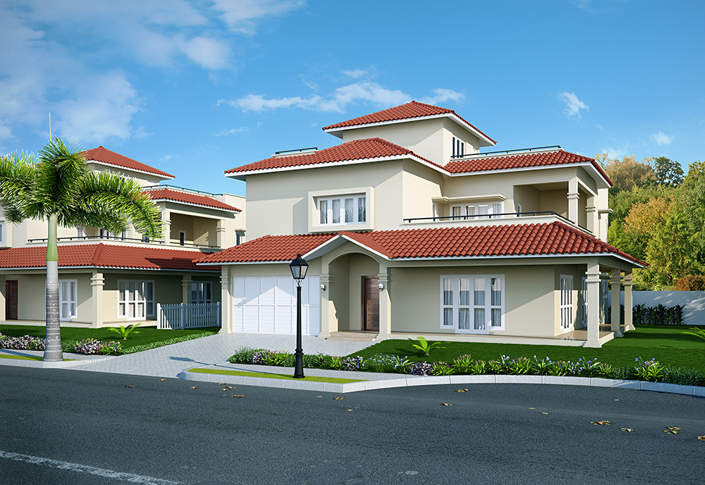 Palm Meadows Annexe & Extension